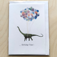 Card - Birthday Dino
