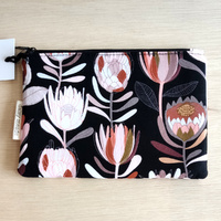 Small Makeup Pouch - Proteas