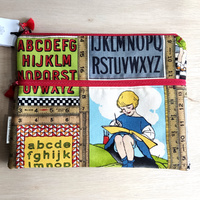 Tablet Sleeve - ABC